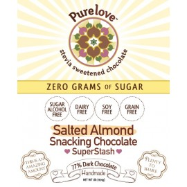 Salted Almond Snacking Chocolate SuperStash