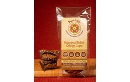 Hazelnut Butter Crispy Cups 2-pack (Limited Edition)