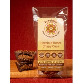Hazelnut Butter Crispy Cups 2-pack