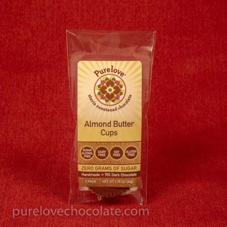 Almond Butter Cup package