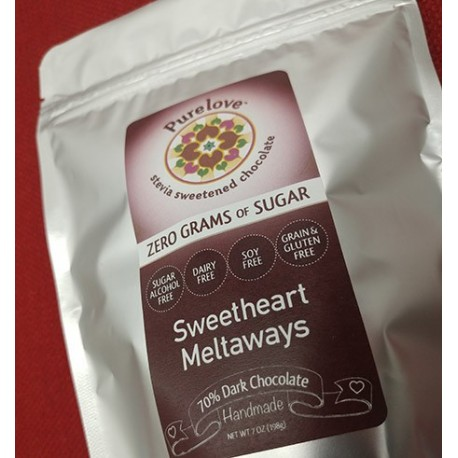 Sweetheart Meltaways package